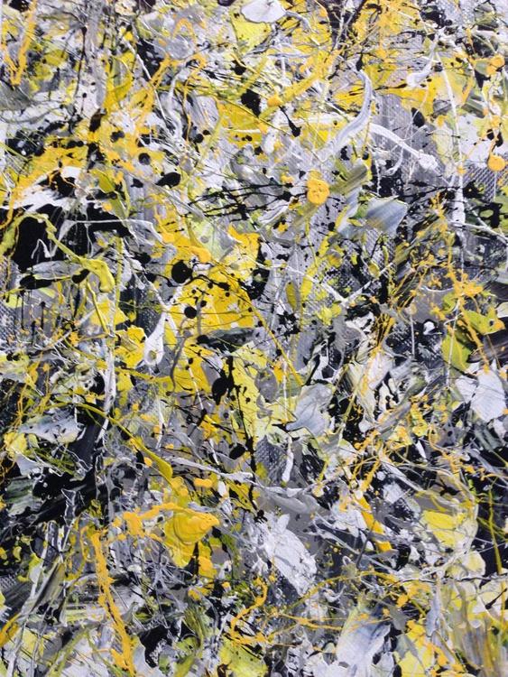 """Aslan Meets Pollock"" - Image 0"