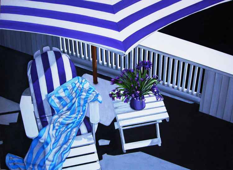 Patio Stripes -