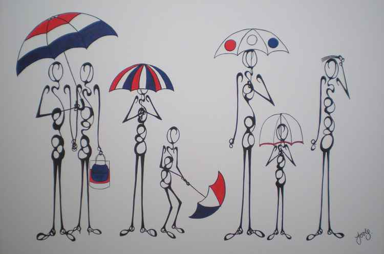 Under my Umbrella -
