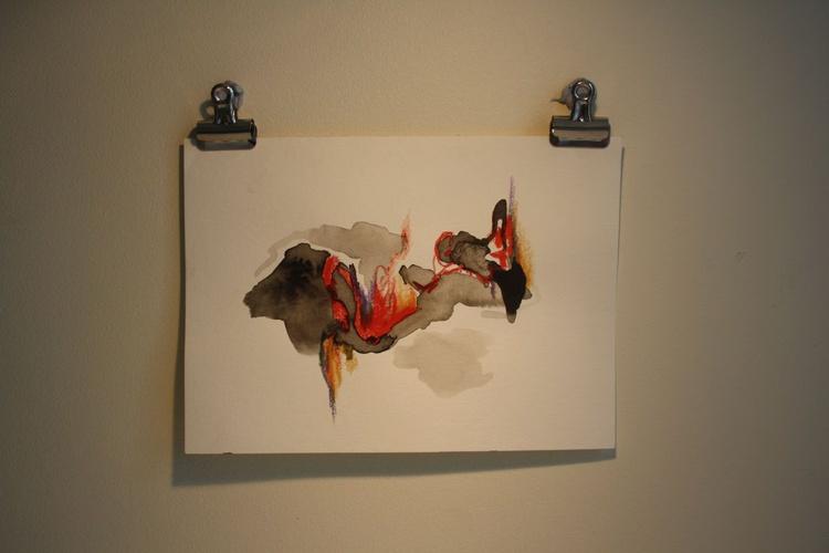 Abstract Life Drawing #3 - Image 0