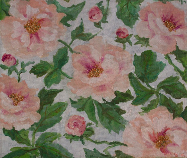 Peonies often equal roses in beauty. - Image 0