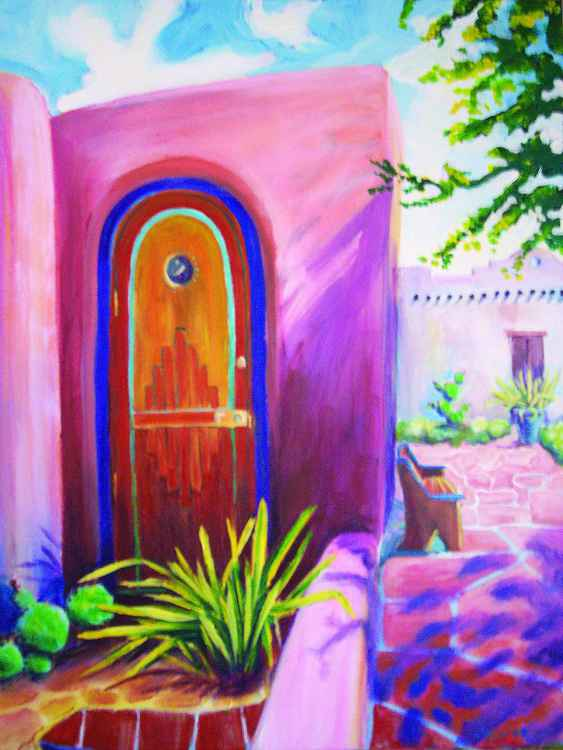 Ode to Sante Fe -
