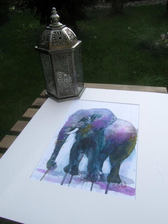The Elephant Calf - Image 0