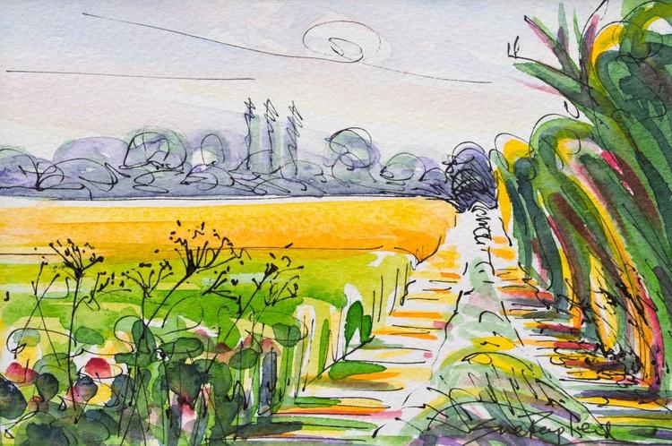 Summer Fields II - Image 0