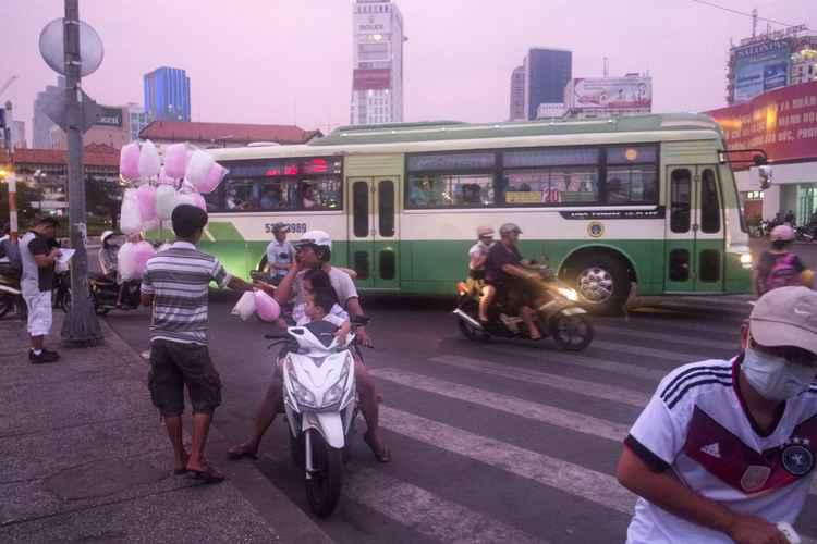 Ho Chi Minh City , Vietnam