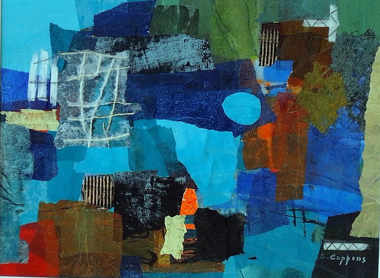 Collage blues-1 - Image 0