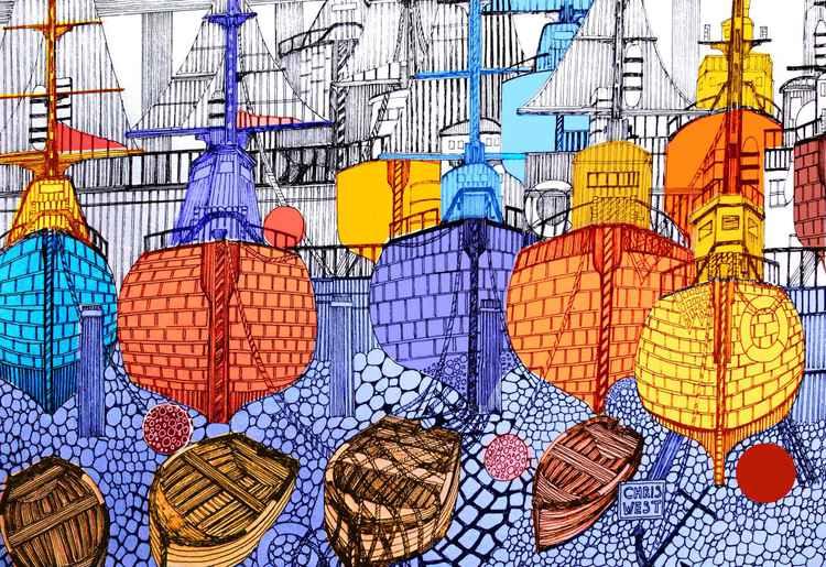 Bulb boats  -