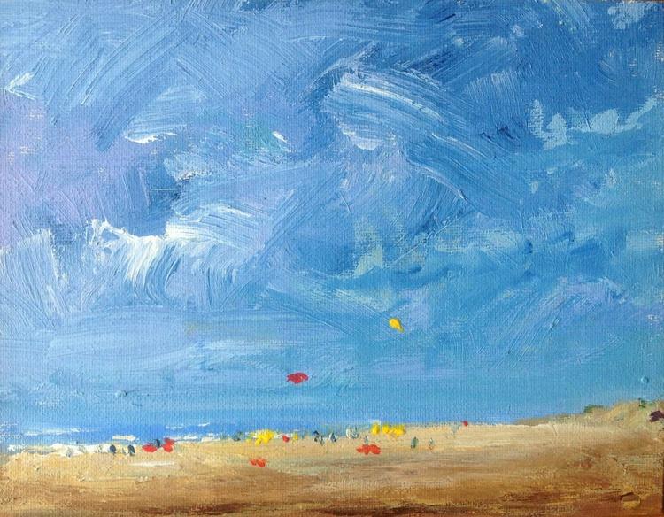 Vlieland beachscene - Image 0