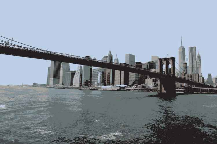 Brooklyn Bridge 2 NY -