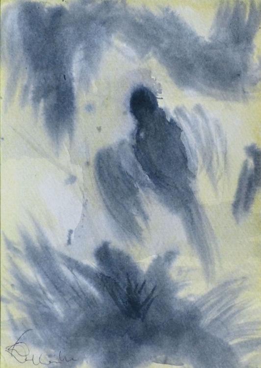 The Birds of Carros #43, small budget offer 15x21 cm - Image 0