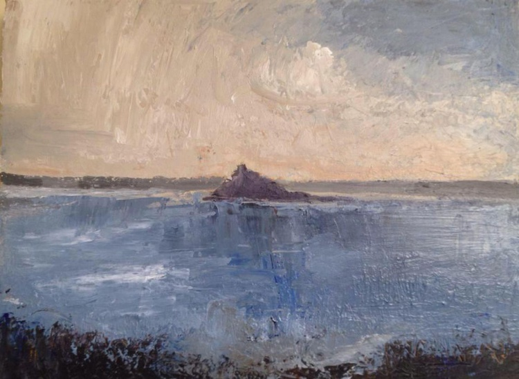 Mounts Bay, First Light - Image 0