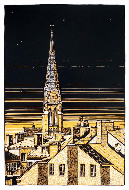 St. John's Church, Sunrise - Image 0