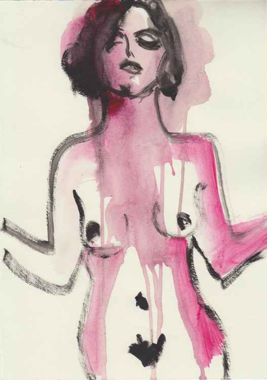 Marilyn Monroe Nude 1 -