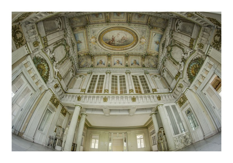 Neoclassical Ceiling - Image 0