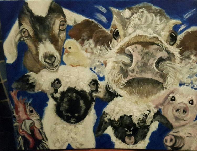 'Funny farm' - Image 0