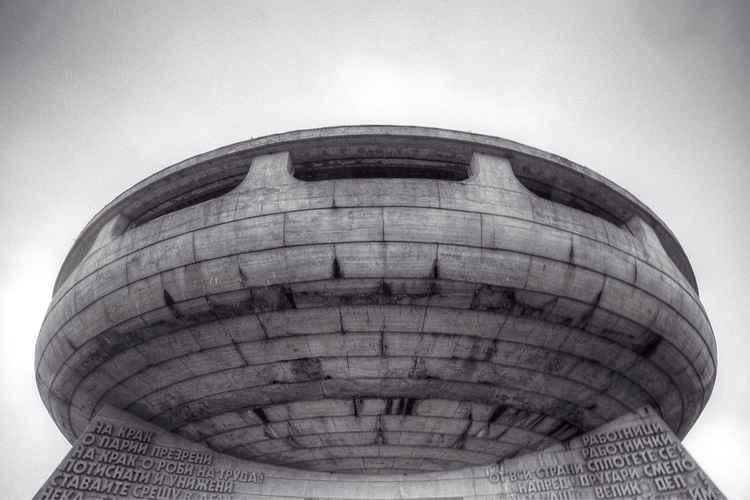 UFO like (mono) -