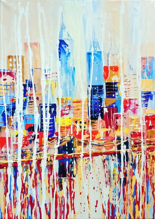 Abstract city - Image 0
