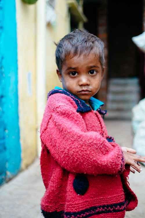 Varanasi Boy -
