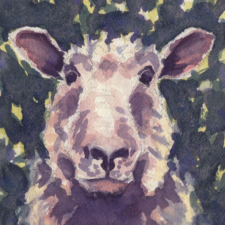 Sheep No 2 - Image 0
