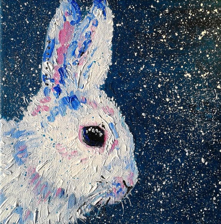 """'Snow bunny"""" - Image 0"