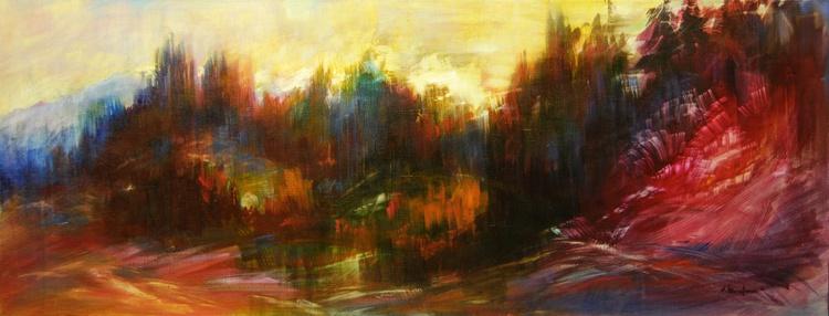 """Evening horizon"" - Image 0"