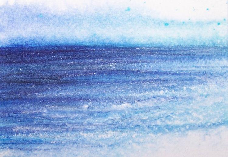 Surfs Calm Miniature - Image 0