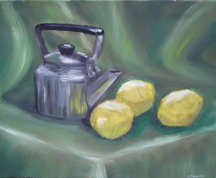 Lemon tea - Image 0
