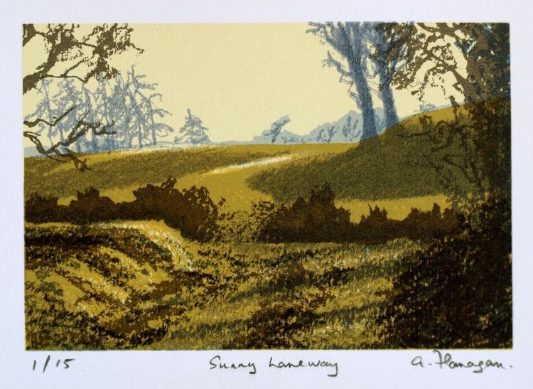 Sunny Laneway - Image 0