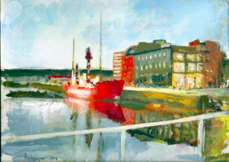 Lightship Antwerpen -