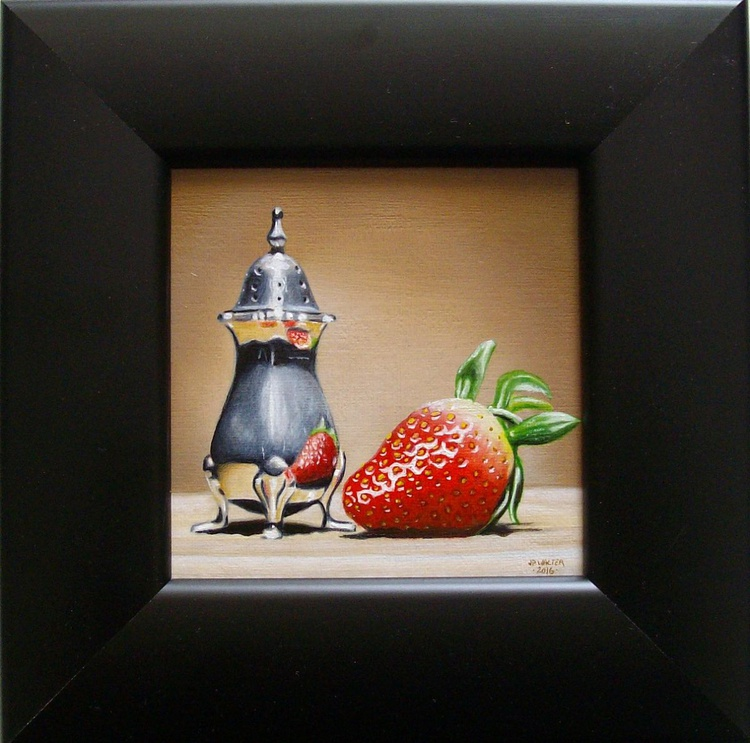 Pepperette with strawberry / FREE Shipping - Image 0