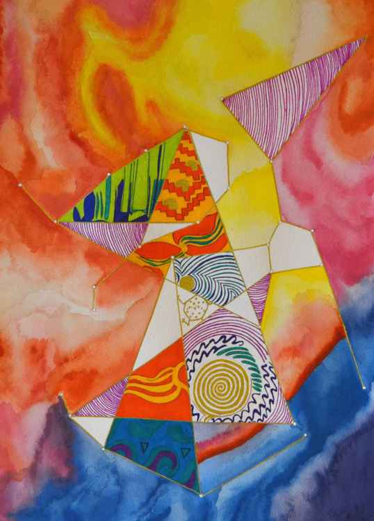 Celestial Patterns #1 -