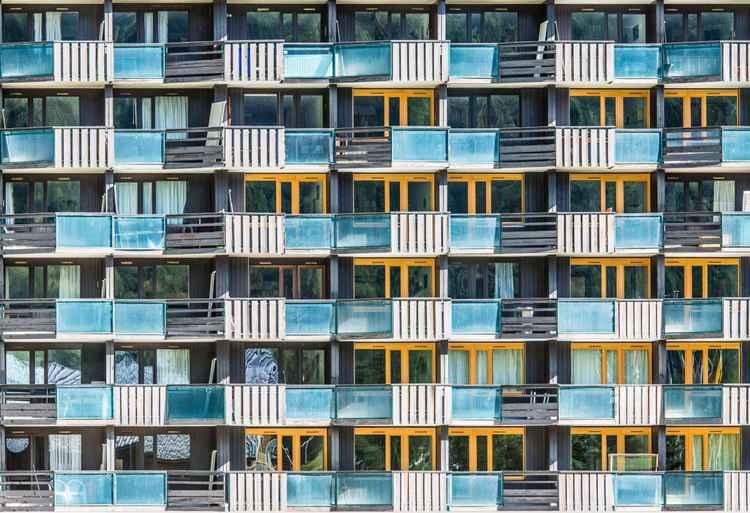 42 Balconies