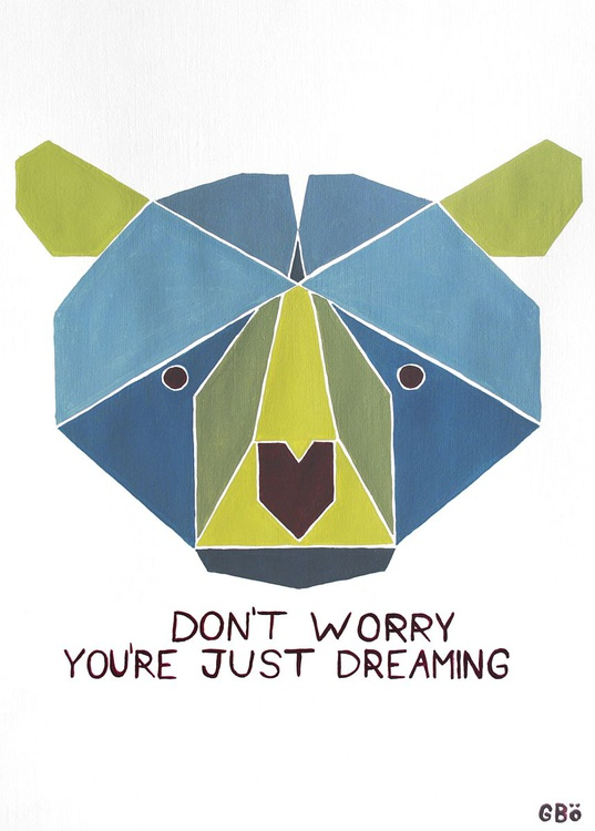 Don't Worry, You're Just Dreaming - Image 0