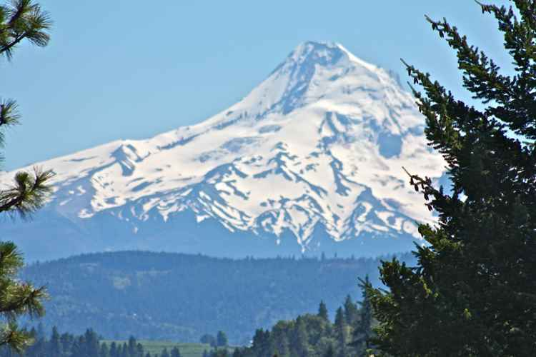 Mt Hood, Oregon    1/25 Limited Edition -