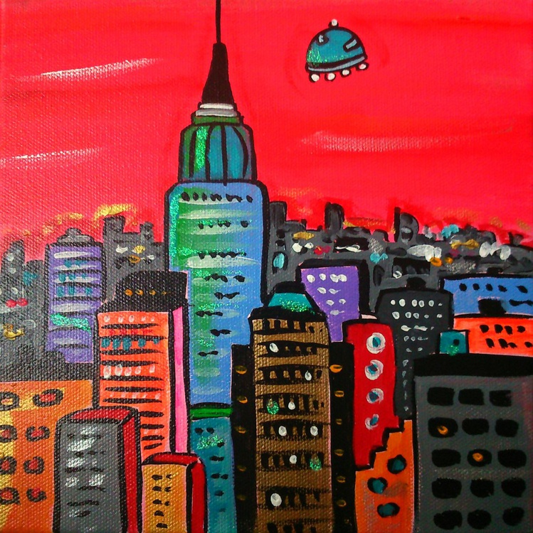 Parallel New york city, 2014 - Image 0
