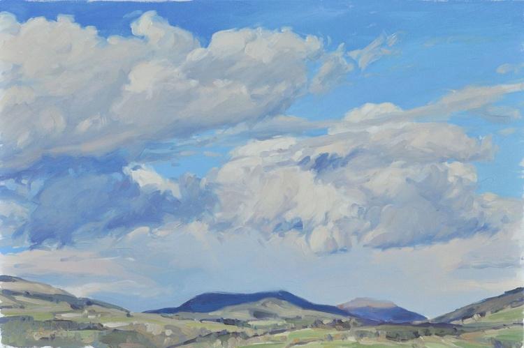 April 21, Mont Gerbizon, clouds - Image 0