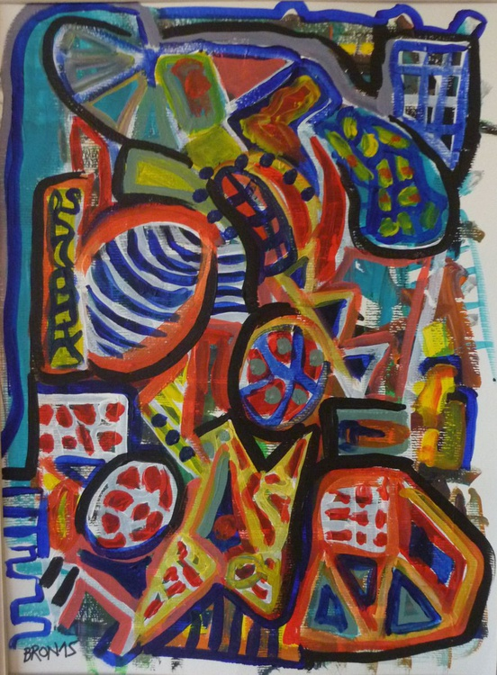 Abstraction miniature - Image 0