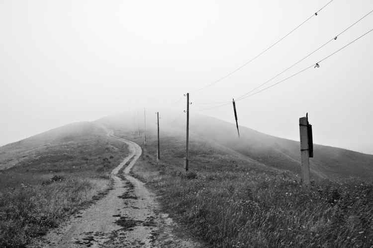 LONESOME ROAD -