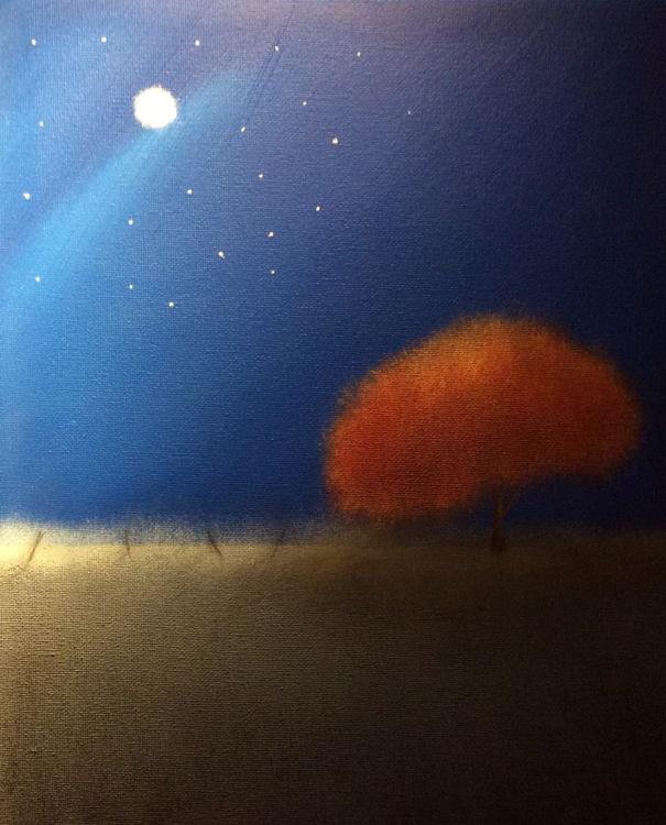 """"""" Autumn tree """" - Image 0"""