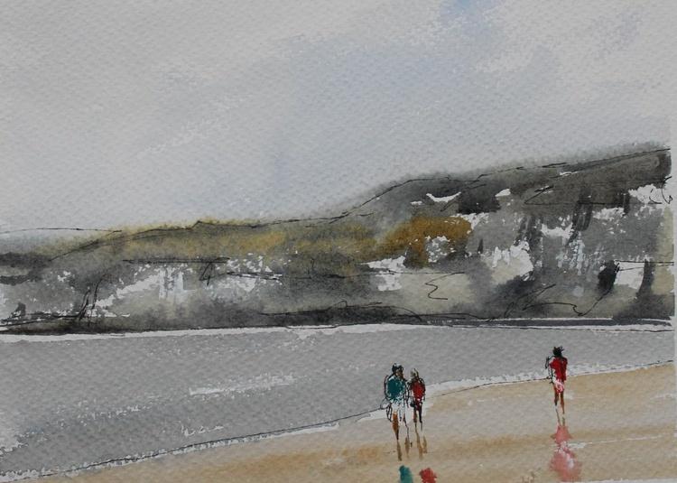 On White Rocks Beach - Image 0