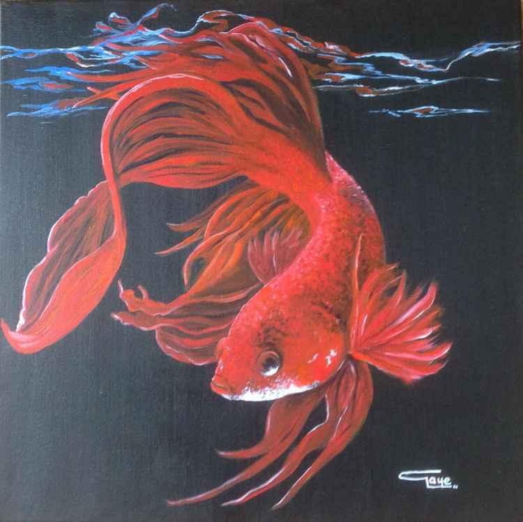 Fishy Tails I -