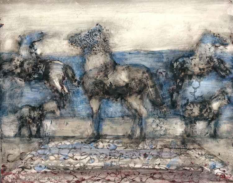 Water horses -