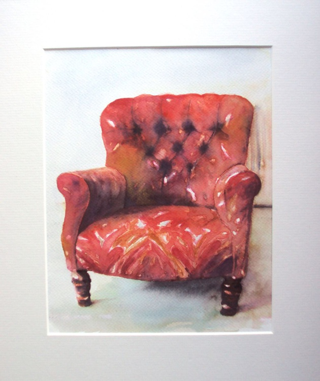 His Favourite Armchair - Image 0
