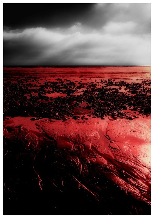 The Red Sand - Image 0