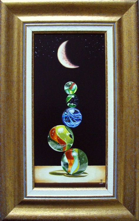 The Moon catchers - Image 0