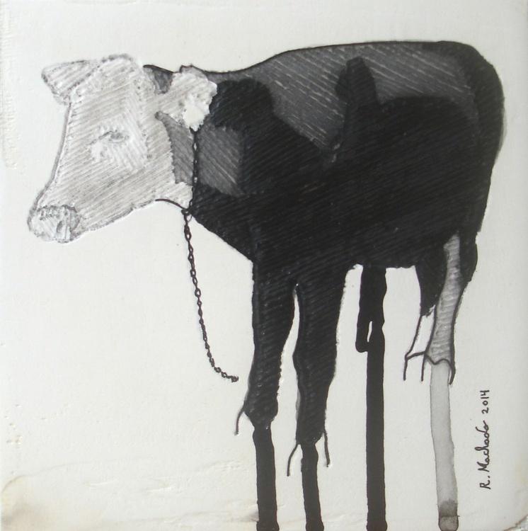 Calf Carved II - Image 0