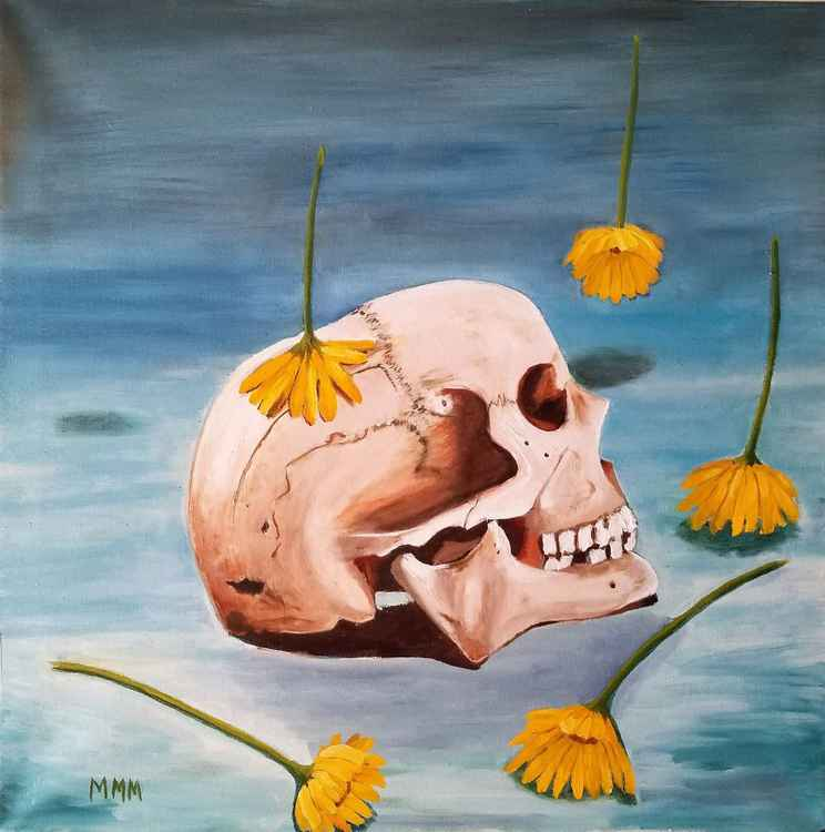 Death and Flowers -