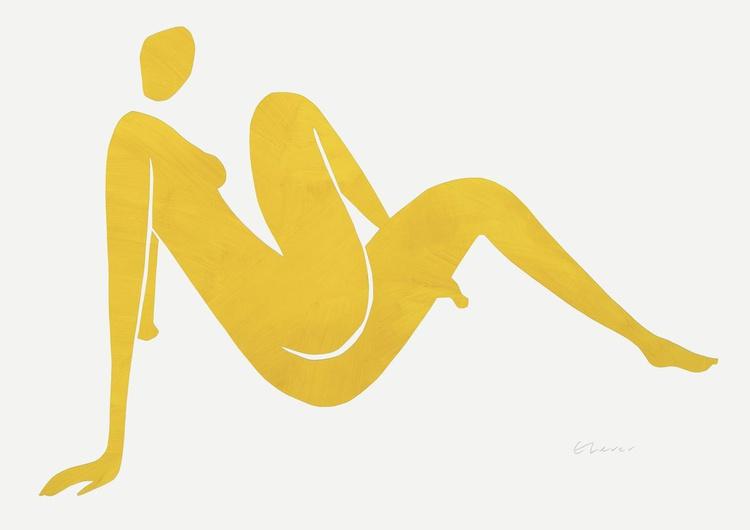 Ella in Yellow - Image 0