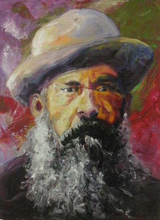 Portrait:  Claude Monet (1840-1926) - Image 0