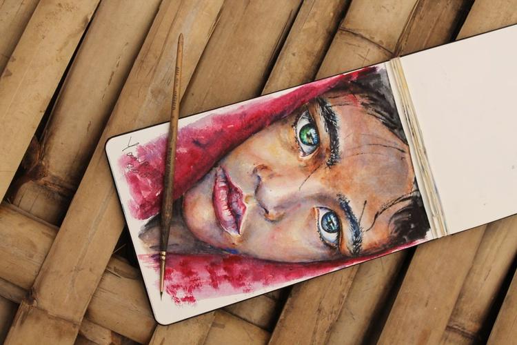 Soul in her eyes - Image 0